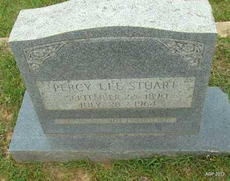 STUART, PERCY LEE - Lafayette County, Arkansas   PERCY LEE STUART - Arkansas Gravestone Photos