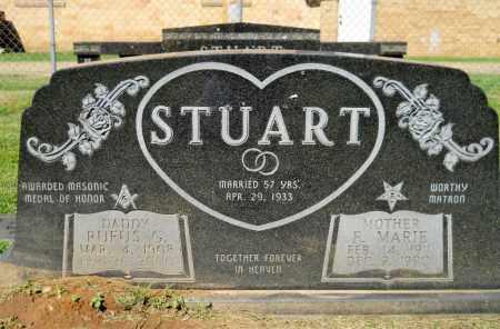 STUART, FERN  MARIE - Lafayette County, Arkansas   FERN  MARIE STUART - Arkansas Gravestone Photos