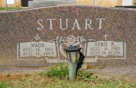 STUART, WADE - Lafayette County, Arkansas | WADE STUART - Arkansas Gravestone Photos