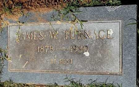 TURNAGE, JAMES W - Lafayette County, Arkansas   JAMES W TURNAGE - Arkansas Gravestone Photos
