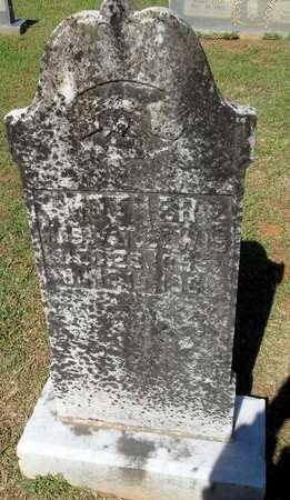 UNKNOWN, UNKNOWN - Lafayette County, Arkansas   UNKNOWN UNKNOWN - Arkansas Gravestone Photos
