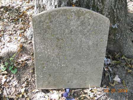 UNKNOWN, WILLIE - Lafayette County, Arkansas   WILLIE UNKNOWN - Arkansas Gravestone Photos