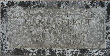 VINSON, EUDORA - Lafayette County, Arkansas   EUDORA VINSON - Arkansas Gravestone Photos