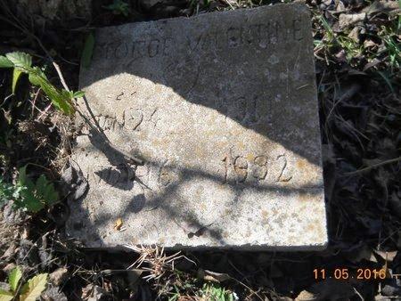 VOLELTINE, GEORGE - Lafayette County, Arkansas | GEORGE VOLELTINE - Arkansas Gravestone Photos