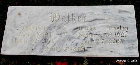 WALKER, GUY GENE - Lafayette County, Arkansas | GUY GENE WALKER - Arkansas Gravestone Photos