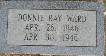 WARD, DONNIE RAY - Lafayette County, Arkansas   DONNIE RAY WARD - Arkansas Gravestone Photos