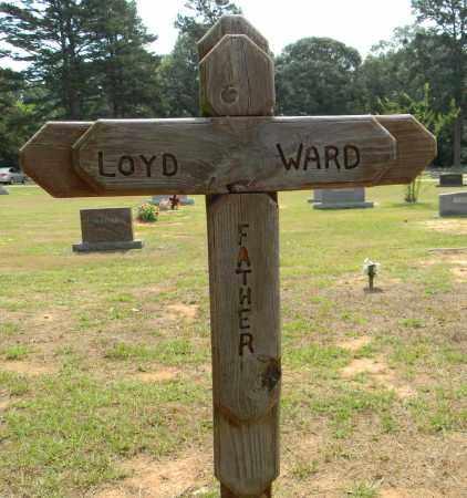 WARD, LOYD - Lafayette County, Arkansas | LOYD WARD - Arkansas Gravestone Photos