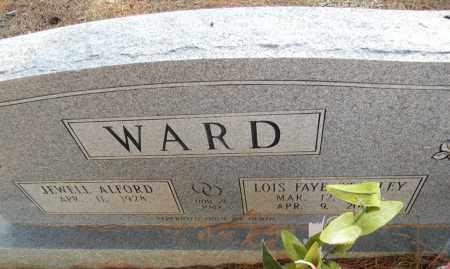 WARD, LOIS FAYE - Lafayette County, Arkansas | LOIS FAYE WARD - Arkansas Gravestone Photos