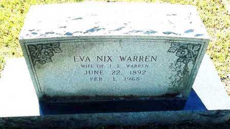 WARREN, EVA - Lafayette County, Arkansas   EVA WARREN - Arkansas Gravestone Photos