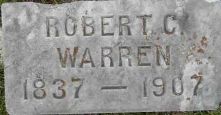 WARREN, ROBERT C - Lafayette County, Arkansas   ROBERT C WARREN - Arkansas Gravestone Photos