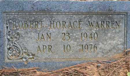 WARREN, ROBERT HORACE - Lafayette County, Arkansas | ROBERT HORACE WARREN - Arkansas Gravestone Photos