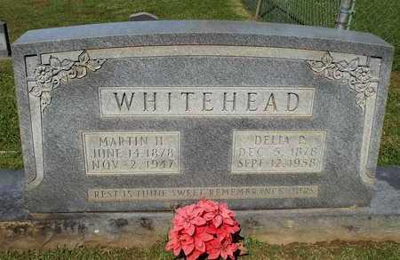 WHITEHEAD, DELIA - Lafayette County, Arkansas | DELIA WHITEHEAD - Arkansas Gravestone Photos