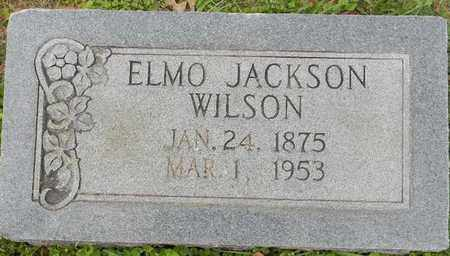 WILSON, ELMO JACKSON - Lafayette County, Arkansas   ELMO JACKSON WILSON - Arkansas Gravestone Photos