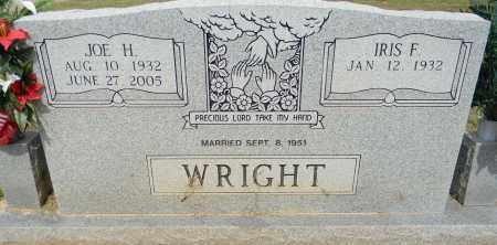 WRIGHT, JOE H - Lafayette County, Arkansas | JOE H WRIGHT - Arkansas Gravestone Photos