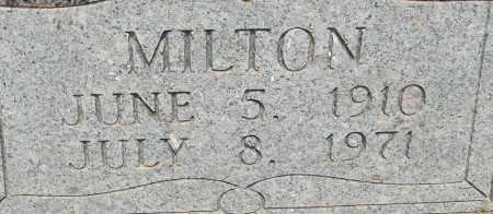 BROWN, MILTON - Lafayette County, Arkansas | MILTON BROWN - Arkansas Gravestone Photos