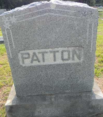 PATTON, FAMILY STONE - Lafayette County, Arkansas | FAMILY STONE PATTON - Arkansas Gravestone Photos