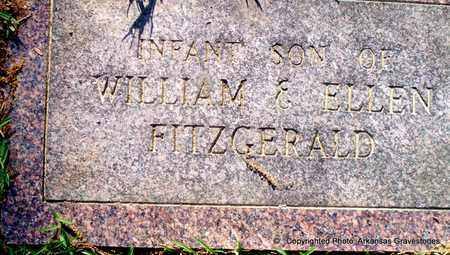 FITZGERALD, INFANT SON - Lafayette County, Arkansas | INFANT SON FITZGERALD - Arkansas Gravestone Photos