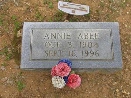 ABEE, ANNIE MAE - Lawrence County, Arkansas | ANNIE MAE ABEE - Arkansas Gravestone Photos