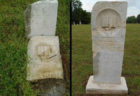 ALFORD, SARAH E - Lawrence County, Arkansas | SARAH E ALFORD - Arkansas Gravestone Photos