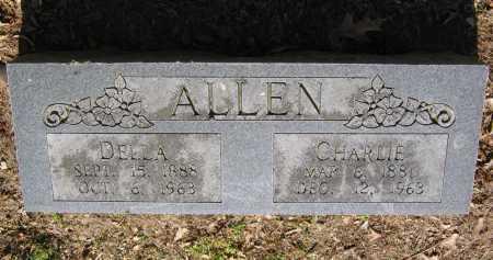 ALLEN, DELLA - Lawrence County, Arkansas | DELLA ALLEN - Arkansas Gravestone Photos