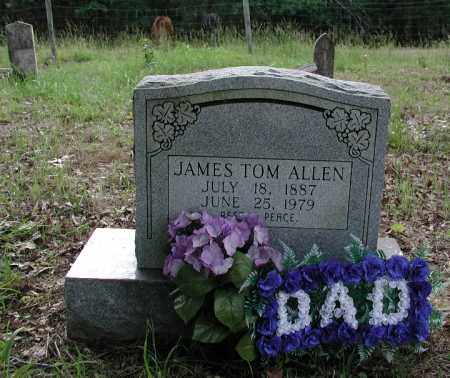 """ALLEN, JAMES THOMAS """"TOM"""" - Lawrence County, Arkansas 
