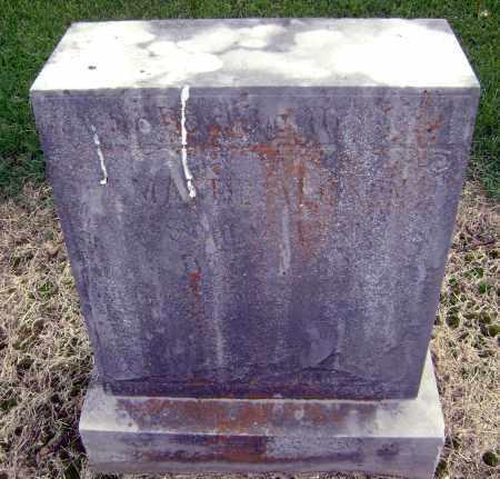 ALLISON, MATTIE - Lawrence County, Arkansas | MATTIE ALLISON - Arkansas Gravestone Photos
