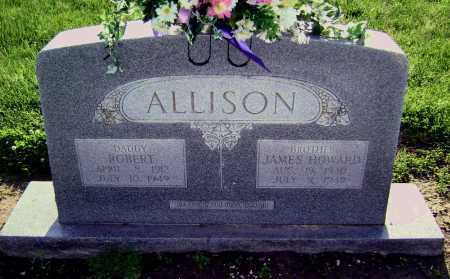 ALLISON, JAMES HOWARD - Lawrence County, Arkansas | JAMES HOWARD ALLISON - Arkansas Gravestone Photos