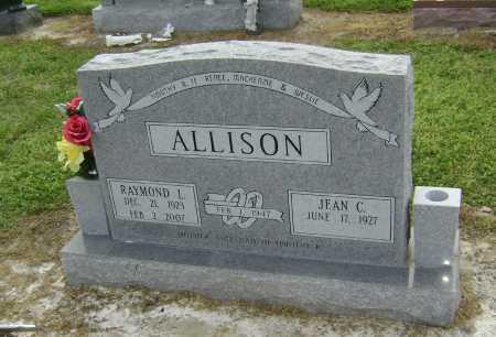ALLISON, JEAN C. - Lawrence County, Arkansas | JEAN C. ALLISON - Arkansas Gravestone Photos