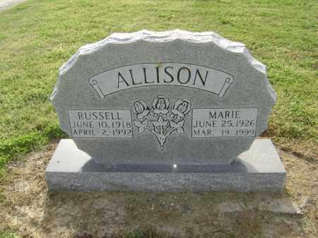 ALLISON, WILLIE MARIE ROSS PICKNEY - Lawrence County, Arkansas | WILLIE MARIE ROSS PICKNEY ALLISON - Arkansas Gravestone Photos