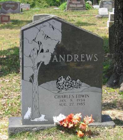 ANDREWS, CHARLES EDWIN - Lawrence County, Arkansas | CHARLES EDWIN ANDREWS - Arkansas Gravestone Photos