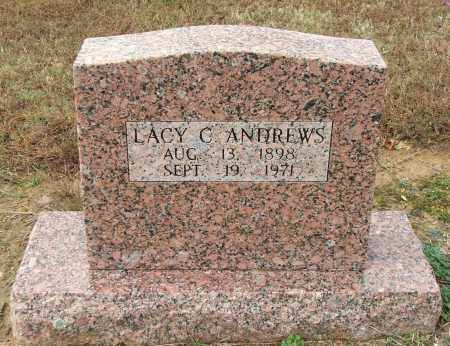 ANDREWS, LACY CHILDERS - Lawrence County, Arkansas   LACY CHILDERS ANDREWS - Arkansas Gravestone Photos