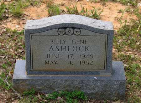 ASHLOCK, BILLY GENE - Lawrence County, Arkansas   BILLY GENE ASHLOCK - Arkansas Gravestone Photos