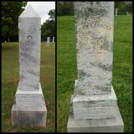 BAGLEY, JOHN A - Lawrence County, Arkansas | JOHN A BAGLEY - Arkansas Gravestone Photos