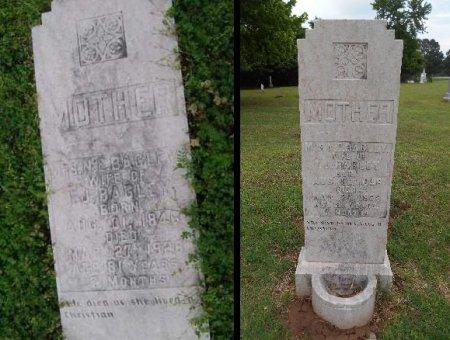 SALLING BAGLEY, NANCY E - Lawrence County, Arkansas | NANCY E SALLING BAGLEY - Arkansas Gravestone Photos