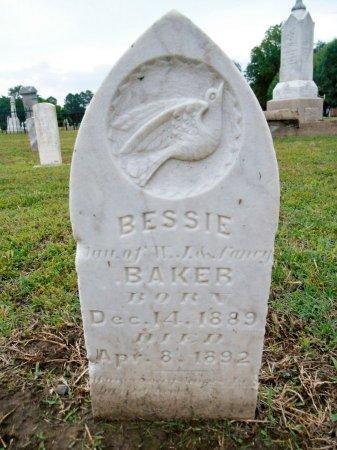 BAKER, BESSIE - Lawrence County, Arkansas   BESSIE BAKER - Arkansas Gravestone Photos