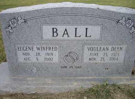 BALL, VOULEAN - Lawrence County, Arkansas | VOULEAN BALL - Arkansas Gravestone Photos