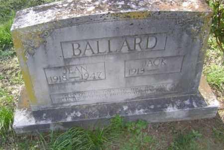 SAFFELL BALLARD, CARMEN JEAN - Lawrence County, Arkansas | CARMEN JEAN SAFFELL BALLARD - Arkansas Gravestone Photos
