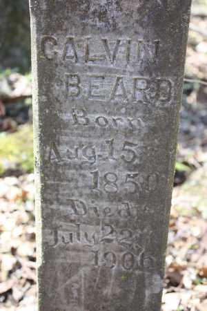 BEARD, CALVIN (CLOSEUP) - Lawrence County, Arkansas | CALVIN (CLOSEUP) BEARD - Arkansas Gravestone Photos