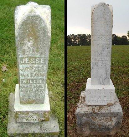 BENNETT, WILLIE - Lawrence County, Arkansas | WILLIE BENNETT - Arkansas Gravestone Photos