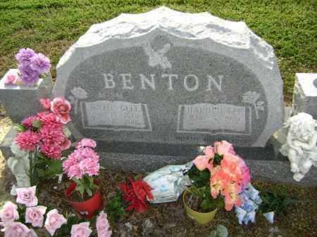 BENTON, HAROLD LEE - Lawrence County, Arkansas | HAROLD LEE BENTON - Arkansas Gravestone Photos