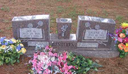 BESHIRES, ERLENE CHRISTINE SIMON MILLER - Lawrence County, Arkansas   ERLENE CHRISTINE SIMON MILLER BESHIRES - Arkansas Gravestone Photos