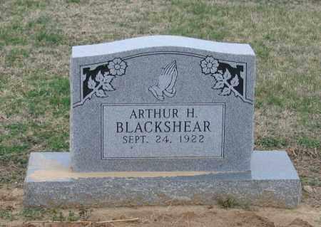 BLACKSHEAR, ARTHUR H. - Lawrence County, Arkansas | ARTHUR H. BLACKSHEAR - Arkansas Gravestone Photos