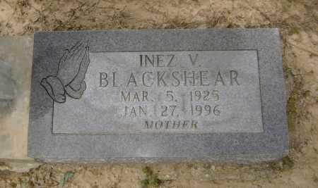 BLACKSHEAR, INEZ VERNICE - Lawrence County, Arkansas | INEZ VERNICE BLACKSHEAR - Arkansas Gravestone Photos