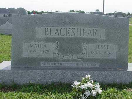 BLACKSHEAR, JESSE THOMAS - Lawrence County, Arkansas | JESSE THOMAS BLACKSHEAR - Arkansas Gravestone Photos