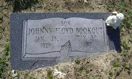 BOOKOUT, JOHNNY FLOYD - Lawrence County, Arkansas | JOHNNY FLOYD BOOKOUT - Arkansas Gravestone Photos