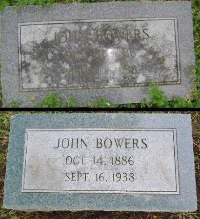 BOWERS, JOHN - Lawrence County, Arkansas   JOHN BOWERS - Arkansas Gravestone Photos