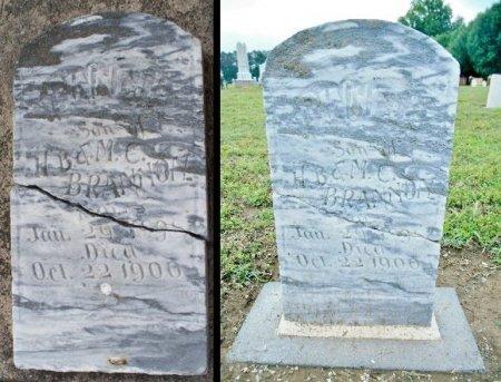 BRANNON, PINNELL - Lawrence County, Arkansas | PINNELL BRANNON - Arkansas Gravestone Photos