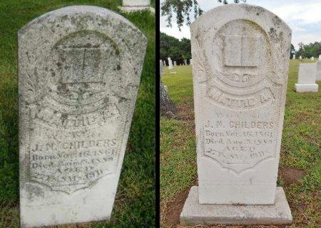 CHILDERS, MATTIE A - Lawrence County, Arkansas   MATTIE A CHILDERS - Arkansas Gravestone Photos
