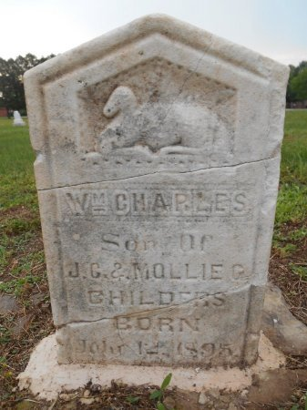 CHILDERS, WILLIAM CHARLES - Lawrence County, Arkansas | WILLIAM CHARLES CHILDERS - Arkansas Gravestone Photos