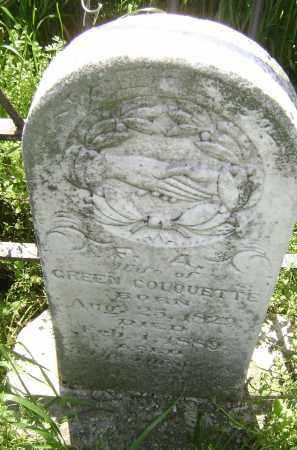 COLQUETTE, FRANCES ANN - Lawrence County, Arkansas | FRANCES ANN COLQUETTE - Arkansas Gravestone Photos